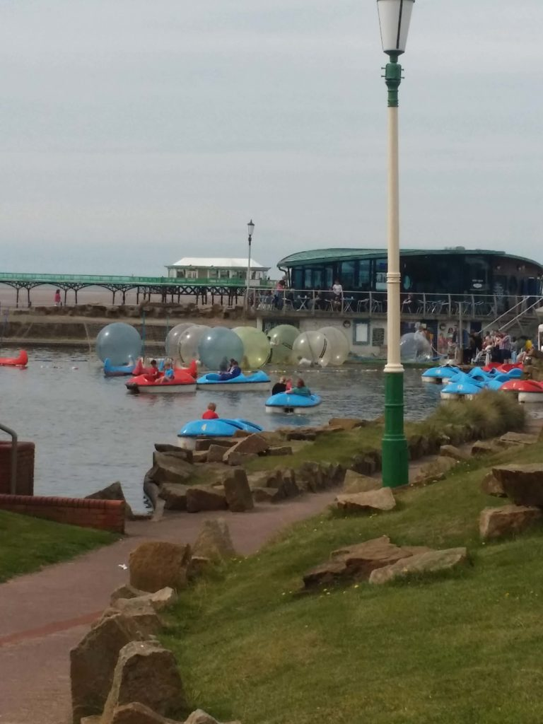Boats and zorbing2